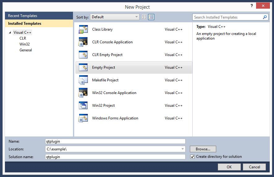 Visual Studio Setup for Maya 2014 and QT |
